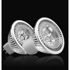 5W GU10 LED LAMP, 3000K, RETRO EQUIV 42W