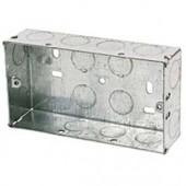 2G 35MM METAL BACK BOX